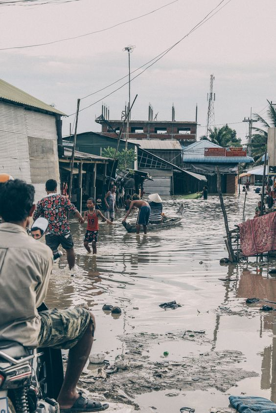 カンボジア ポイペト / POIPET, CAMBODIA