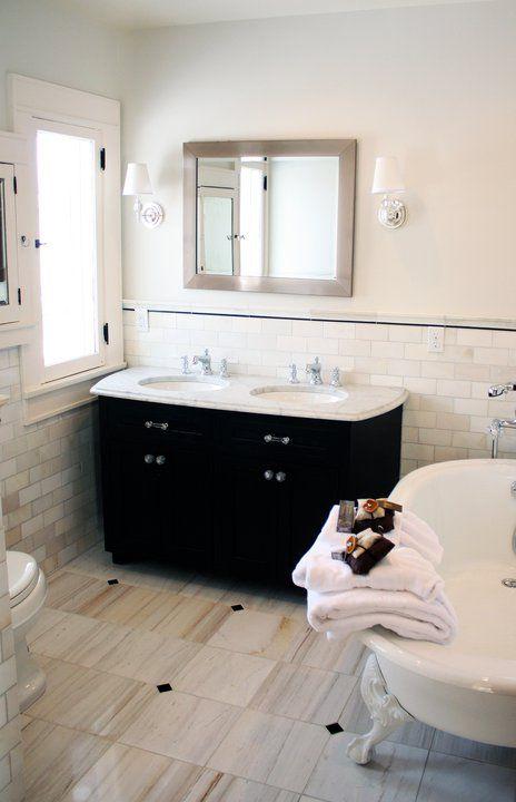 Bathroom Floor and Wall Tile 2