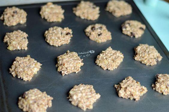 Twee-ingrediënten-koekjes | Vitaya