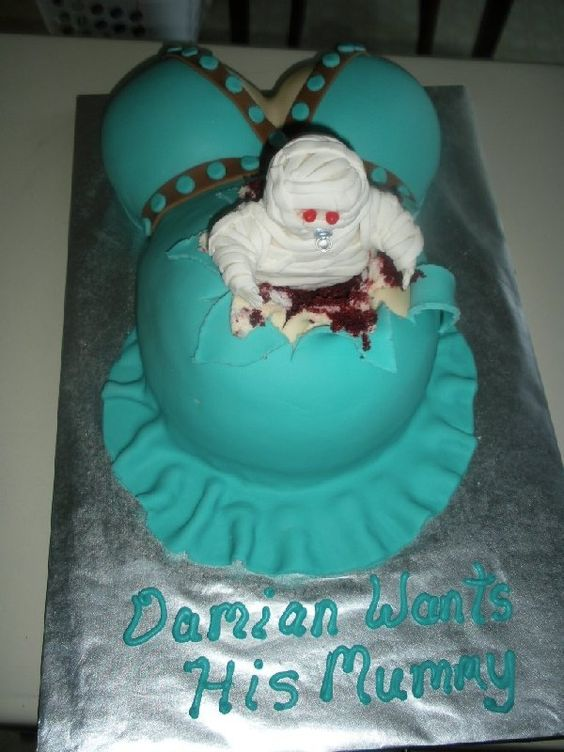baby shower cakes ghouly gorey baby shower cake gross cakes
