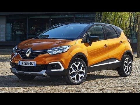 Attractive And Smart Interior Unveil 2019 Renault Captur