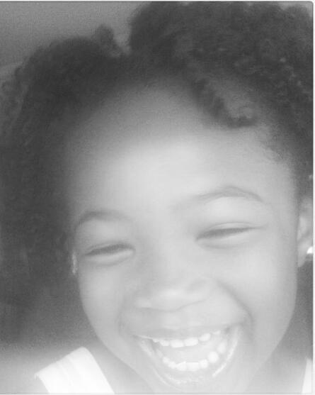 Miyah Smiling