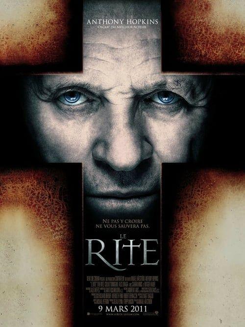 Regarder The Rite Complet Francais En Ligne In Hd 720p Video Quality Peliculas De Terror Cine De Terror Horror Movie Posters