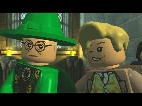 Lego Harry Potter Years 1 4 Walkthrough Part 7 Year 2 The Basilisk Youtube Harry Potter Years Lego Harry Potter Potter