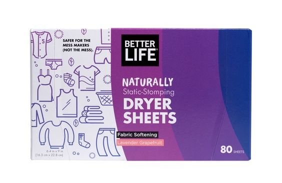 Introducing new compostable Dryer Sheets from Better Life! Made with unbleached paper and plant-derived softening agents. Happy clothes and happy planet :) http://www.cleanhappens.com/products/all-natural-dryer-sheets
