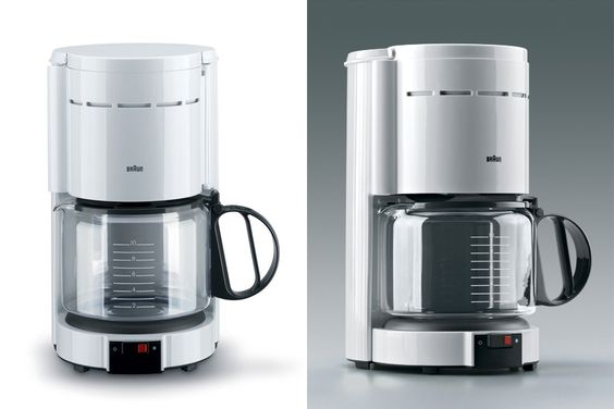 The Braun KF40 coffee maker. I am not sure why I am obsessed with this 1984 classic. Mine is an ...