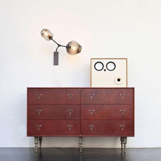 Lindsey Adelman Furniture | Designer Lighting & Furniture Accessories