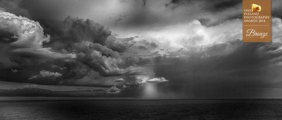 Photographer Pamela Pauline - Ominous Beauty - NATURE - Sky - Bronze - ONE EYELAND PHOTOGRAPHY AWARDS 2014