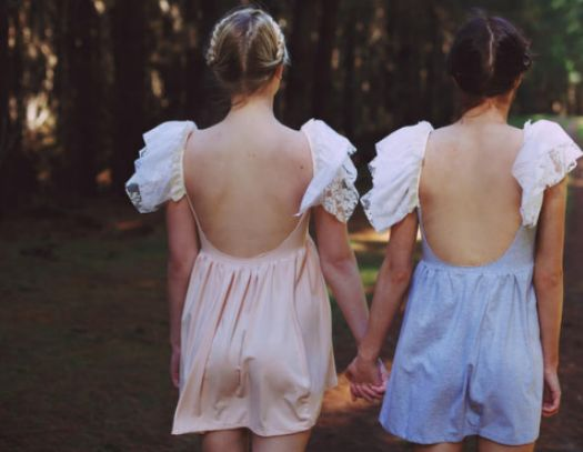 kleinedivainparis:    lovely dresses <3