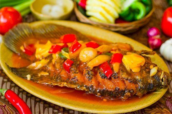 Resep Ikan Nila Asam Manis Resep Ikan Resep Ikan Bakar Masakan