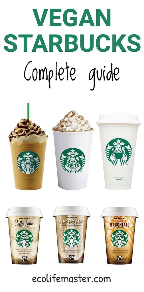45 Delicious Dairy Free Starbucks Drinks To Order For Vegans In 2020 Dairy Free Starbucks Drinks Dairy Free Starbucks Vegan Starbucks Drinks