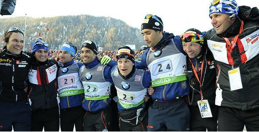 Картинки по запросу сборная франции биатлон