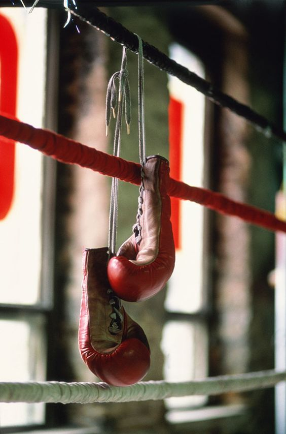 Bienestar boxing deporte: