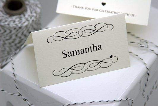 Wedding Seating Card Template New Free Diy Printable Place Card Template And Tutorial Free Place Card Template Place Card Template Wedding Place Card Templates
