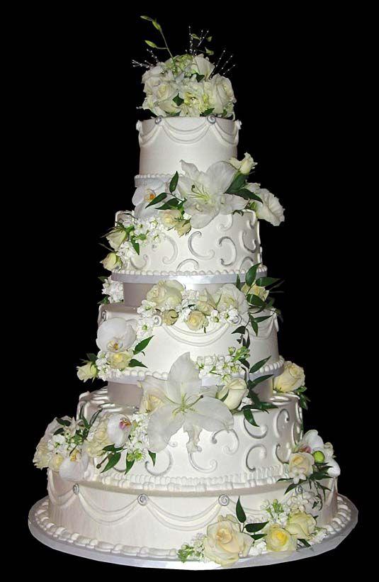 tortas de bodas tortas Pinterest Beautiful Wedding and Flower