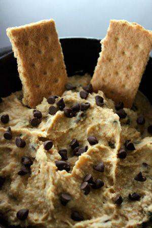Cookie dough dip - too yummy!