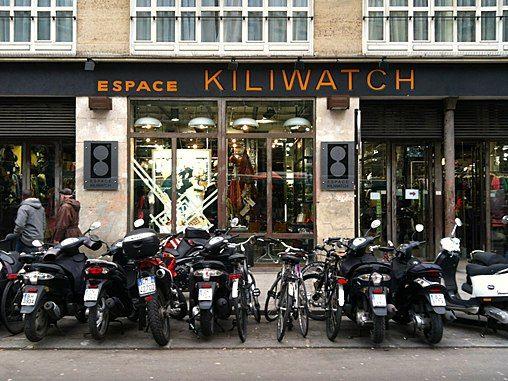 Espace Kiliwatch, Paris, France - Vintage Shopping Paris
