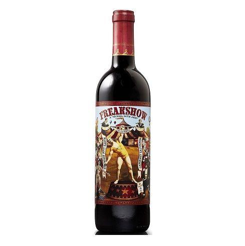 Rượu Vang Freakshow Cabernet Sauvignon 14,5% - Chai 750ml
