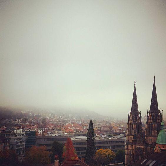 #Herbst in Stuttgart. #autmn