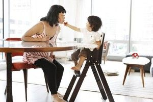 The Svan Baby to Booster High Chair - Beautiful and Functional Design for the Little Ones- Review and Giveaway