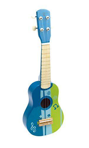 Hape Early Melodies Ukulele, Blue Hape http://www.amazon.com/dp/B00DQRV6B6/ref=cm_sw_r_pi_dp_UG15tb00TEYRB