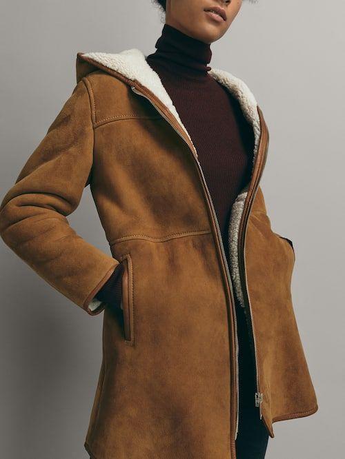 Mujer Massimo Dutti México Abrigos De Moda Ropa De Otoño Ropa
