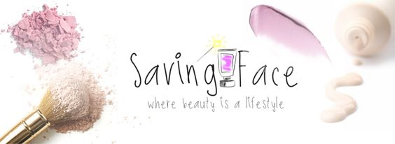 Check out SavingFace for all beauty recipes, tricks, and tips !