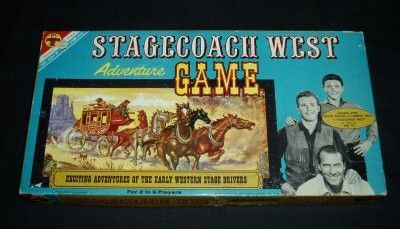 Stagecoach West Adventure Game