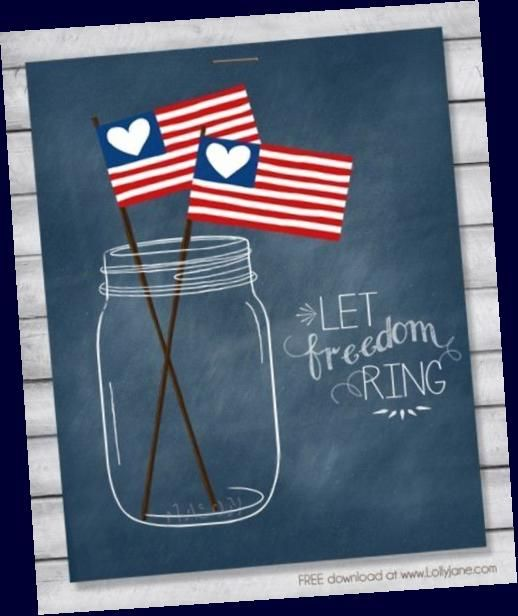 Perfectly Patriotic Mason Jar Ideas For The 4th Of July 19 4th Of July Mason Jars Patriotic Mason Jar Craft Fo Fourth Of July Mason Jars Mason Jar Crafts