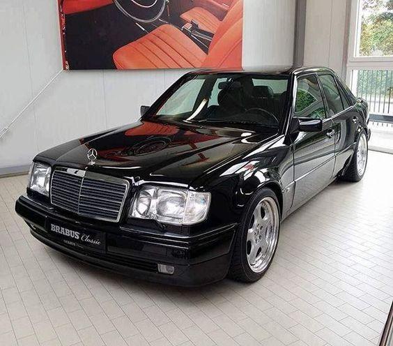 Rare Brabus E Class W124.  #rodgerdodge #mercclub #mercedes  #mercedesbenz…