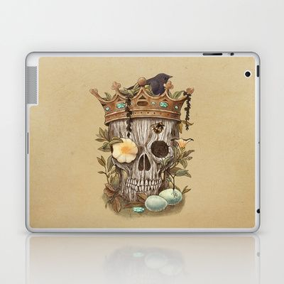 Nature's Reign  Laptop & iPad Skin by Terry Fan - $25.00