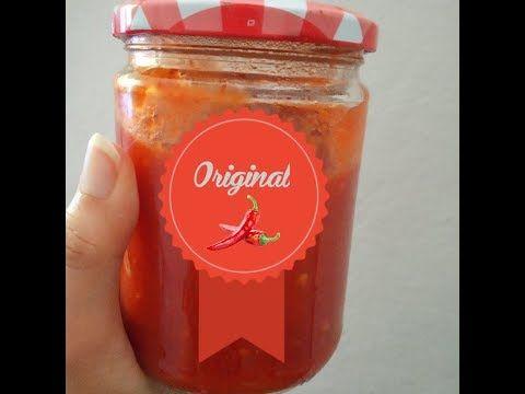 Sauce Sweet Chili صلصة سويت شيلي المنزلية Youtube Condiments Food Origina