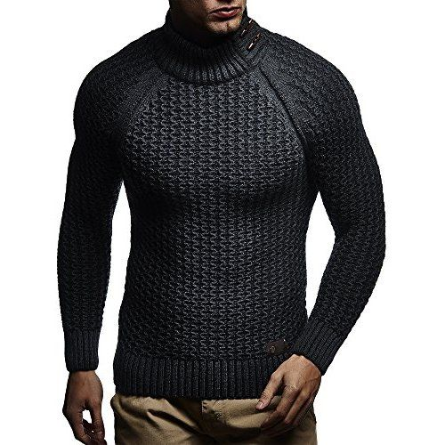 29++ Schwarzer pullover mit kragen herren 2021 ideen
