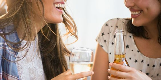 How Your Favorite Booze Is Killing Your Teeth - GoodHousekeeping.com