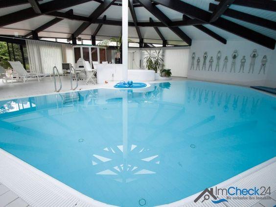 Fußbodenheizung im Poolhaus