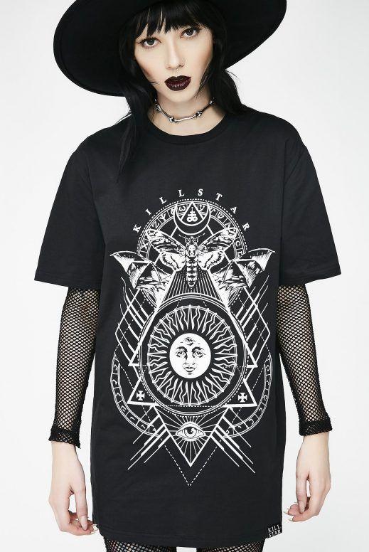 Casual Short Sleeve Graphic Tee Shirts,Pastel Grunge Spring Fashion Personality Customization