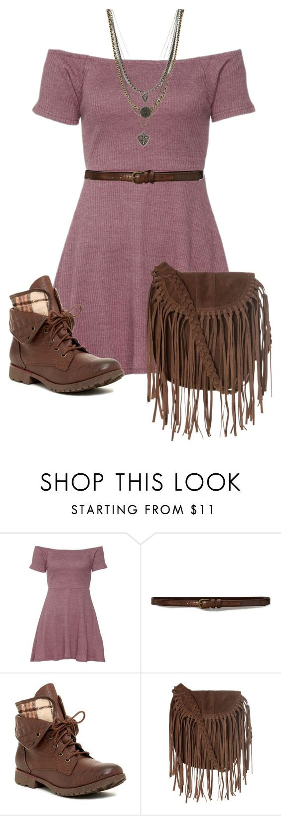 """""""Untitled #5"""" by slayingadragon ❤ liked on Polyvore featuring Abercrombie & Fitch, Rock & Candy, Glamorous and Ettika"""
