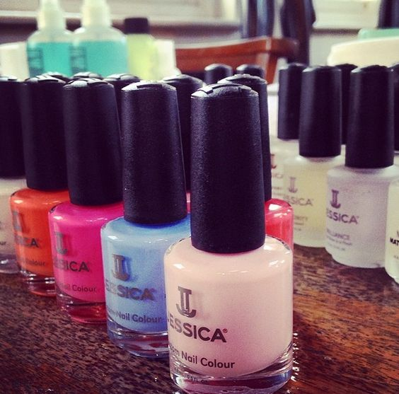 Which colour to choose? #nails #beauty #johnlewis #jessicanails