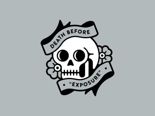 "Death Before ""Exposure"" http://ift.tt/2d69XKx #Justin Mezzell"