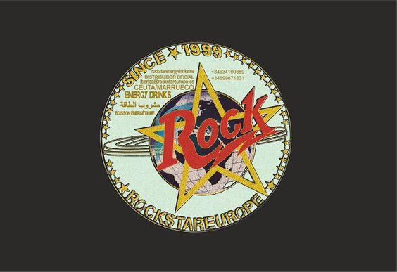 Rock Star Energy Drink since1999 : ROCKSTAR EUROPE DISTRIBUIDOR CEUTA/MARRUECO  iberi...