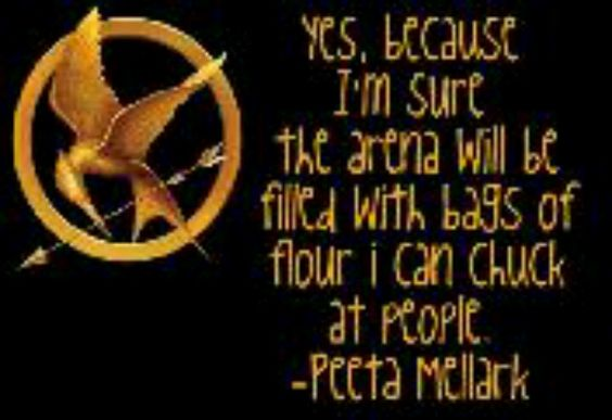 Anything for you Peeta