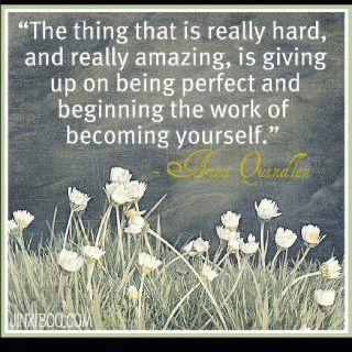 Great words of wisdom!