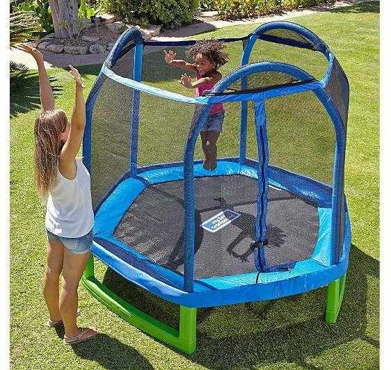 For The Best Cubby Houses Visit Https Www Froggiestrampolines Com Au Trampoline Trampolin Klein Kleiner Garten