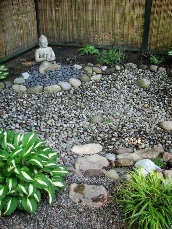 Am nagement jardin zen quelques conseils zen for Pierre pour jardin japonais