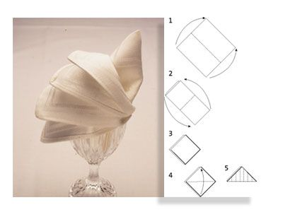 Top 100 Napkin Folds