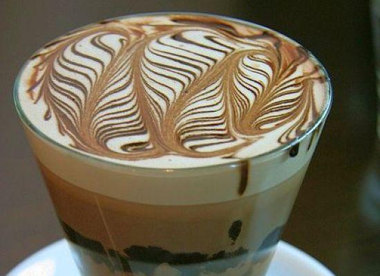 Homemade Organic Frappuccino