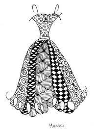 Image result for zentangle cat
