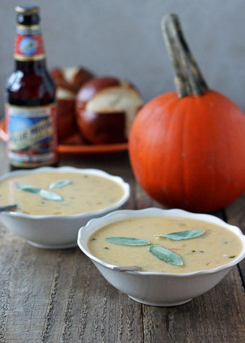 cheddar beer soups pumpkins cheese kitchens vegetarian soup pumpkin ...