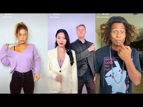 Try Me Necklace Challenge Change Clothes Tiktok Youtube Youtube Challenges Clothes