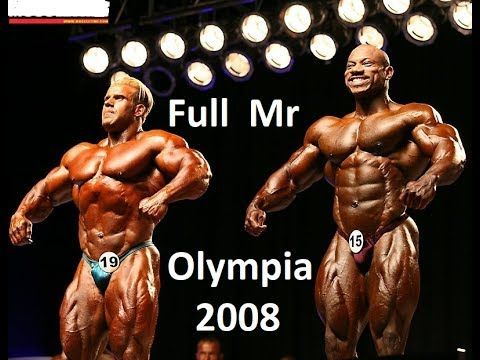 Mr Olympia 2008 Dexter Jackson Jay Cutler Youtube Mr Olympia Dexter Jackson Olympia